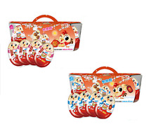 8 x Kinder Joy Surprise Motif Eggs Gift Packs Ltd Edition 4 Pack 2016 China Rare