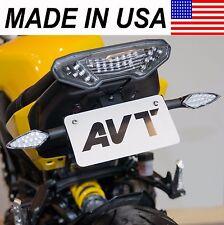 AVT 2014-2016 Yamaha FZ-09 Fender Eliminator NI Kit - LED Turn Signals