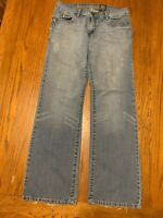 Mens 33x34 Suko Jeans Kenvelo Denim Pants