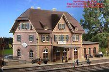 KM1 400413 Bausatz Bahnhof Sontheim Brenz NEU OVP