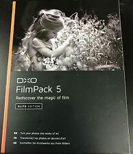 DxO FilmPack 5 Elite Edition BILDBEARBEITUNG Software #100381