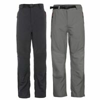 Trespass Rawlins Mens Quick Dry Walking Pants Hiking Outdoor Trousers with Belt