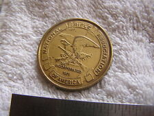 National Rifle Association NRA Springfield M1903 Rifle Series Coin