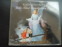 KLAUS  HOFFMANN  -  Jedes Kind Braucht Einen ENGEL ,    CD  1999,  LIEDERMACHER