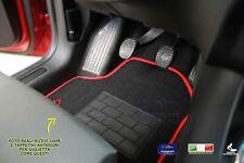 Tappetini anteriori Alfa Romeo Giulietta 2014> tappeti per auto in moquette set