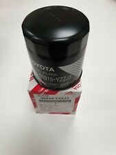 Genuine Toyota/Lexus Oil Filter 90915-YZZJ3 OE Diesel New Original