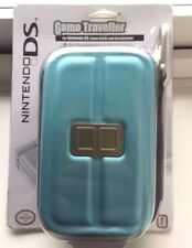 Nintendo DS Hard Shell Travel Case for 3DS Lite and DSi - BLUE