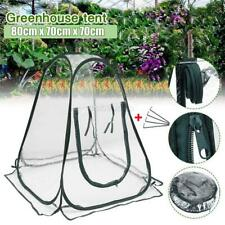 Mini Pop Up Garden Plants Flowers Cover Tent PVC Greenhouse Cloche Propagator UK