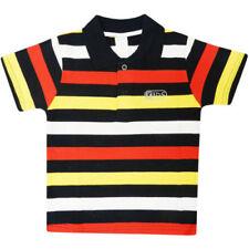 Magliette e maglie multicolore a righe per bambini dai 2 ai 16 anni