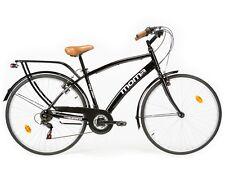 "Bicicleta Paseo Urbana Citybike SHIMANO. ALUMINIO, 18 vel, RUEDA de 28"""