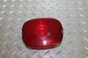 HARLEY-DAVIDSON KURYAKYN 5451 RED BRAKE TAIL LIGHT LENS