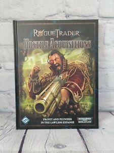 Warhammer 40 RPG Rogue Trader: Hostile Acquisitions Fantasy Flight Games FFGRT10