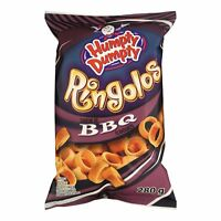 2 Bags - Canadian Humpty Dumpty Ringolos BBQ Large size (280G)