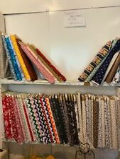 Wholesale Lot Bundle Variety Prints I pick 10 Yards (closing store) Free Elastic