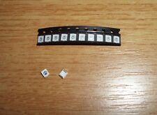 50 Stück LED SMD 3528 ROT (1,4mm Höhe)