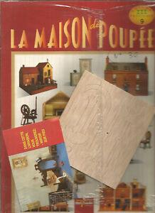 LA MAISON DE POUPEE - DELPRADO - N°36 - MIROIR SUR PIED