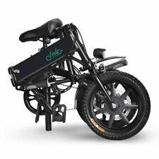 FIIDO D2s 16'' Folding Power Assist Electric E-Bike 250w ebike Bike D2 - Grey