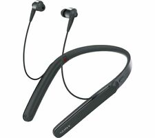 SONY WI-1000XB.CE7 Wireless Bluetooth Noise-Cancelling Headphones - Black / NEW