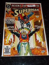 SUPERMAN Comic - 2nd Series - No 80 - Date 08/1993 - DC Comics