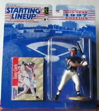 1997 Tony Clark Detroit Tigers SLU mint in nrmt pkg