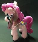 "Aurora World 6.5"" My Little Pony Pinkie Pie Horse Plush Stuffed Toy NEW w/ Tags"