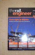 British Rail the Rail Engineer Magazine August 2012 issue 94