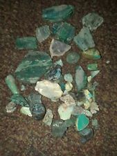 LOT of Turquoise Colored Stones