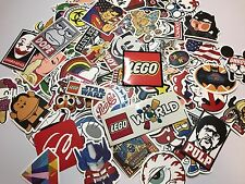 200 Skateboard Stickers Bomb Vinyl Laptop Luggage Decals Dope Sticker Lot Lego