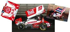 CD_DSC_060 #9 Kasey Kahne   Budweiser Sprint Car  1:64 scale decals