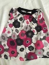 Old Navy girls 3-6 months dress multi-colored floral