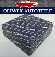 2 x MEYLE BREMSSCHEIBE HINTEN 1155231046/PD AUDI A3 SEAT SKODA VW GOLF V