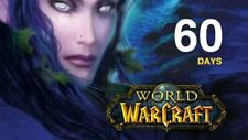 World of Warcraft 60 Days Game Time Code - Americas & Oceania - WoW Na/Us