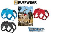 Ruffwear Web Master Dog Harness Gear New Reflective Outdoor Hiking Multi-Use