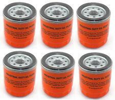 (6) Original 070185DS Generac Generator Oil Filters Fits GN190, GN220, 4000XL