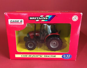 2006- Britains 1/32 Case IH JX1075C Tractor No42022 MIB