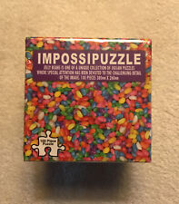 Impossipuzzle Funtime Jelly Beans Jigsaw Puzzle 100 Pieces 380mm x 260mm NEW
