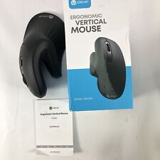 iClever Ergonomic Mouse - Wireless Vertical Mouse 6 Buttons with Adjustable DPI