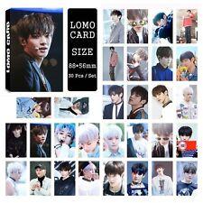 Fashion 30pcs /box Kpop NCT 127 Taeyong Poster Photo card Lomo card