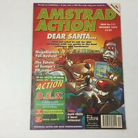 Amstrad Action Magazine, Issue No 111, December 1994 (Amstrad CPC 464,664,6128)