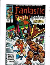 Lot of 7 Fantastic Four Marvel Comic Books #309 310 317 508 528 529 530 MS18
