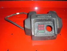 1986 Honda Fourtrax Foreman 350 4x4 ATV Black Plastic Rubber Dash Lights (43/47)