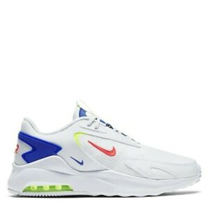 Nike Air Max Bolt White Blue Red Genuine Trainers Casual Shoes UK stock Mens