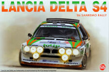 Lancia Delta S4 '86 Sanremo Rally 1:24 Model Kit Bausatz Platz nunu PN24005