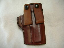 Don Hume H715 Leather IWB Holster For Taurus 24/7 And Other Auto's Nice One