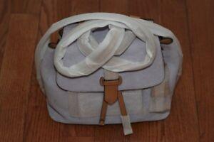 NWT Michael Kors $398 Romy Medium Backpack Handbag Lilac Suede