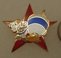 1984 Olympics Jr Eagle Uncle Sam Star Pin