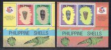 Philippines  1994  Sc # 2314-15   Shell   2 s/s    MNH  OG   (40455)
