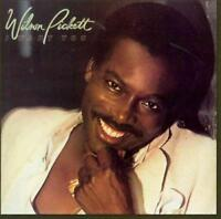 WILSON PICKETT - I WANT YOU NEW CD