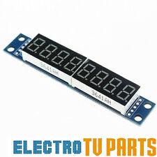 MAX7219 LED Module Dot matrix 8-Digit Digital Display Control for Arduino DG