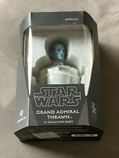 More details for star wars rebels grand admiral thrawn bust new!